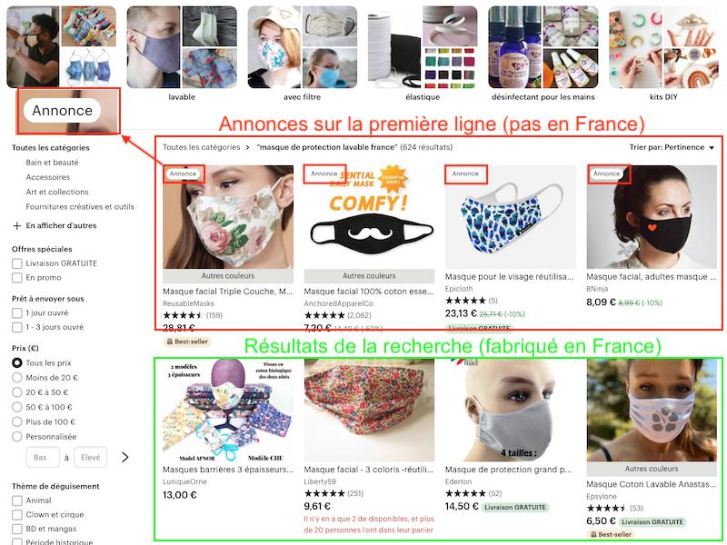 Où acheter des masques AFNOR made in France ?