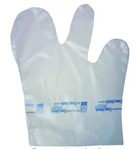 Gant à 3 doigts en plastique