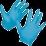 Gants de protection en plastique