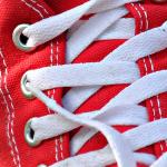 Remplacer les élastiques par des lacets