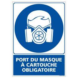 Masque de protection industrie, masque respiratoire chimie